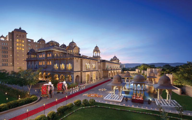 The Fairmont Jaipur Hotel