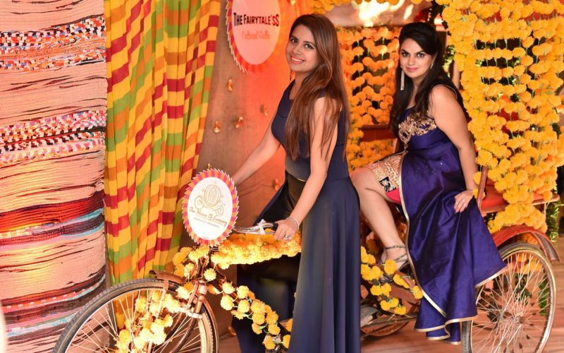 The Fairytale'ss exhibition with the specially curated theme of Culture Gully