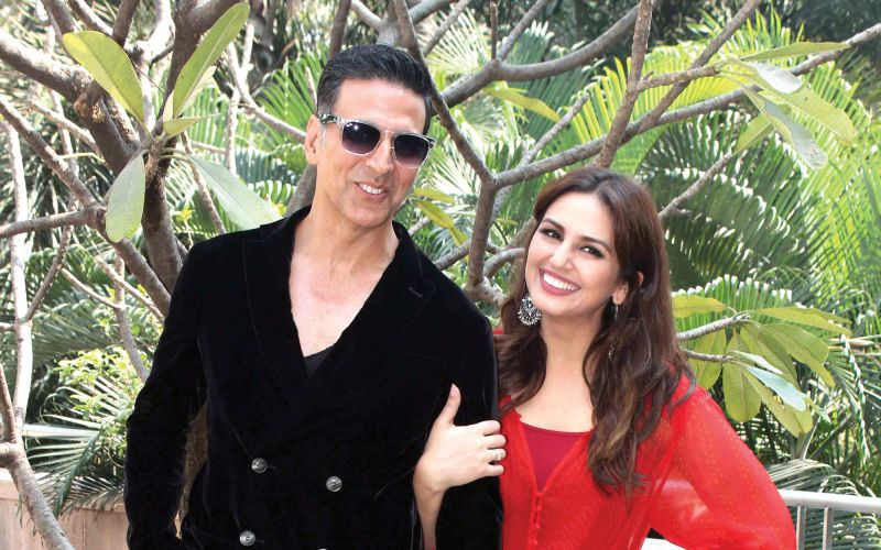 Didn't feel ignored while working with Akshay: Huma