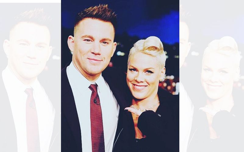 channing and pink