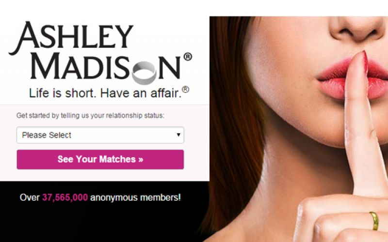 Infidelity Site Ashley Madison Hacked
