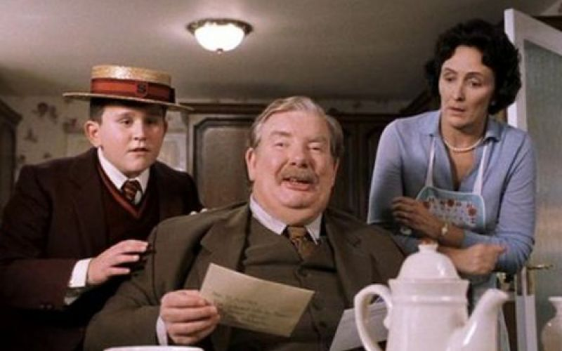 J.K. Rowling Reveals Backstory Of The Dursleys