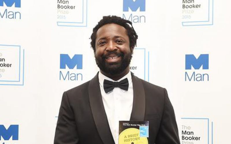 Jamaica's Marlon James Wins Man Booker Prize