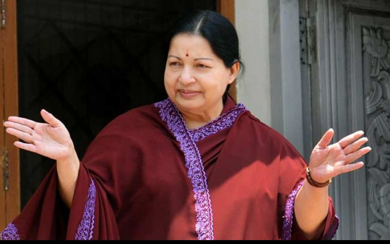 Jayalalithaa To Contest By-Election