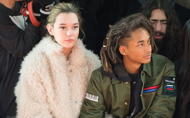 Whats'up with Jaden Smith and Sarah Snyder's Relationship?