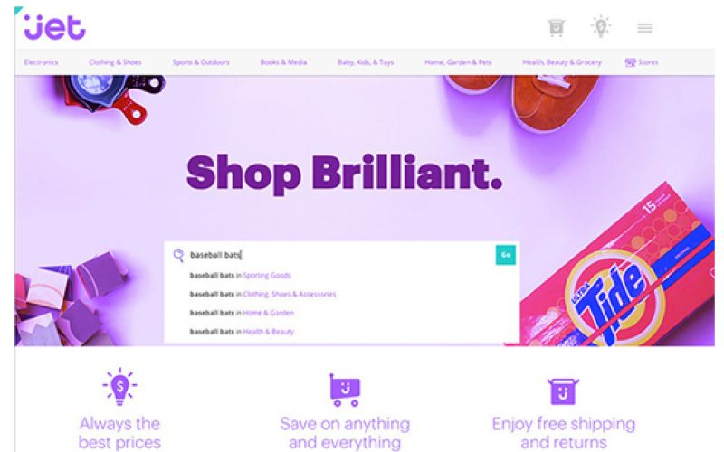Jet.com Takes Off As A Potential Amazon Competitor