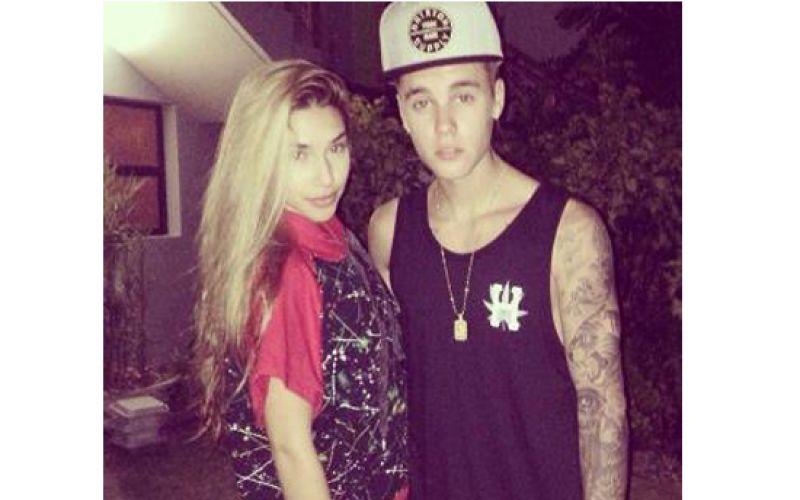 Justin Bieber Reunites With Chantel Jeffries