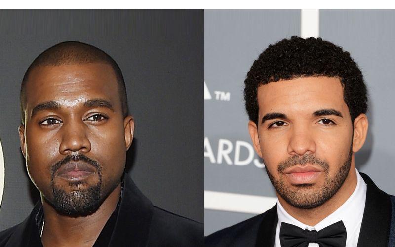Kanye-West-Drake-collaborate