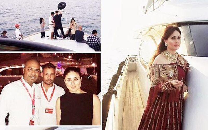 Kareena Kapoor Khan Looks Royal In a Photoshoot for 'Asiana' Magazine