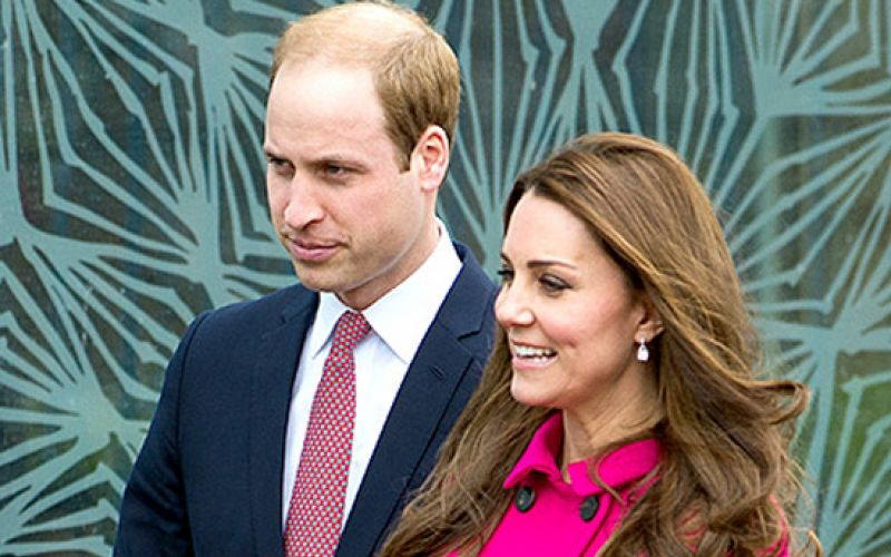 Kate Middleton Makes Final Appearance Before Due Date