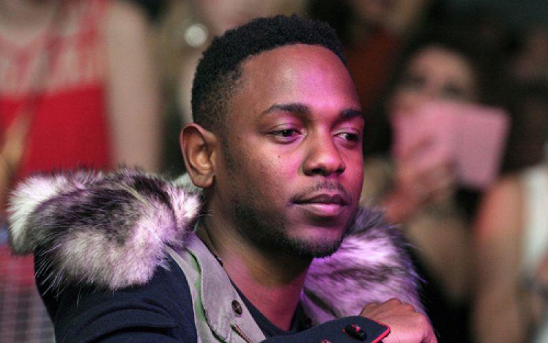 Kendrick Lamar Breaks Spotify Record
