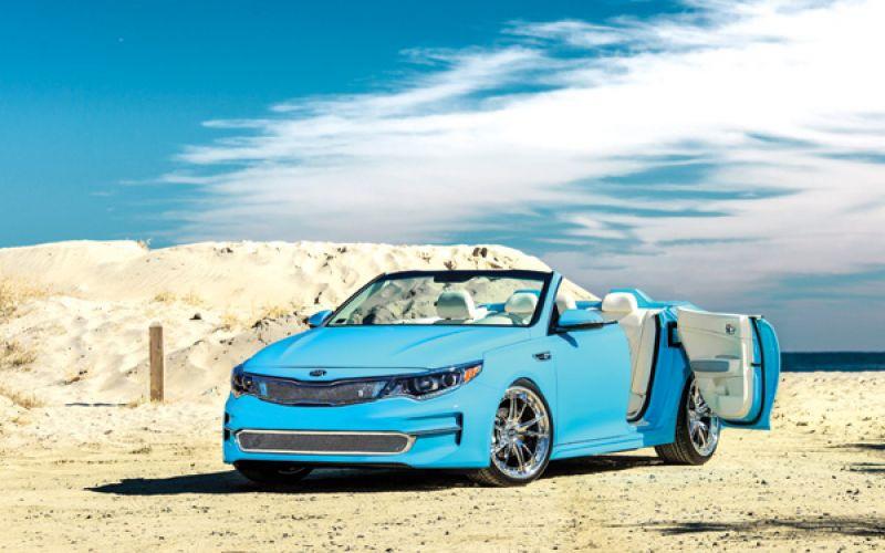 Kia Optima Roadster A1A Concept