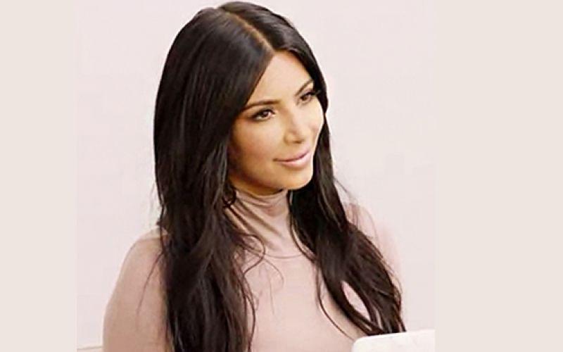 Kim Kardashian Writes Letter to Future Self