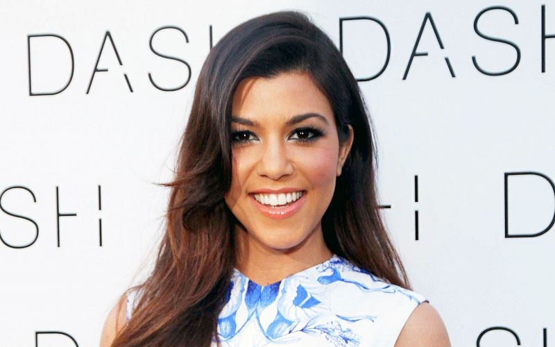 Kourtney Kardashian regrets breast enhancement