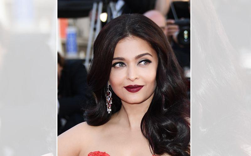 L'Oréal Paris ambassador Aishwarya Rai Bachchan on Day