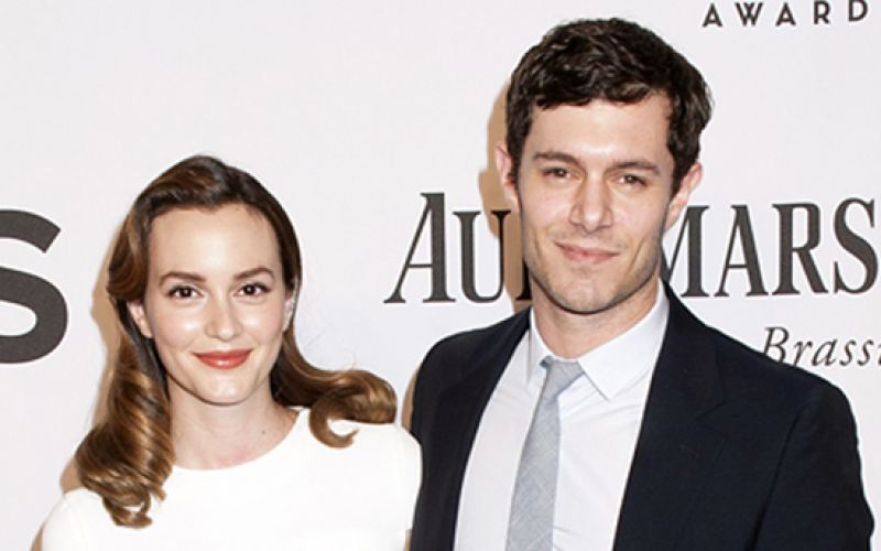 Leighton Meester Pregnant With Her First Child