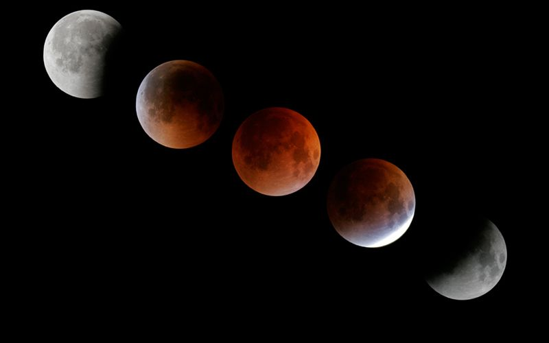 Lunar Eclipse 2015: Where And When To Watch it