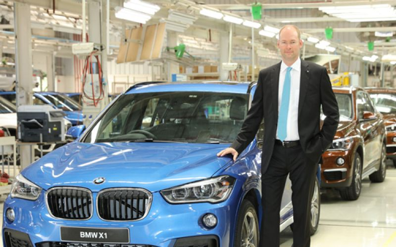 BMW X1 is now made in India