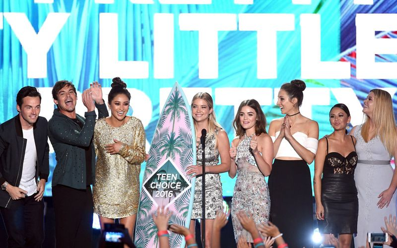 Teen Choice Awards Winners 2016: Complete List