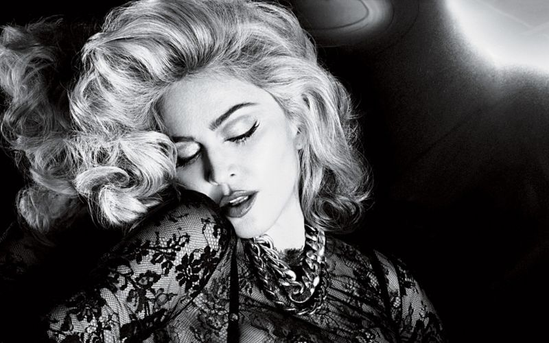 Madonna Releases Star-Studded New Music Video