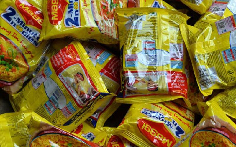 Maggi Noodles Samples Found Safe by Government Lab