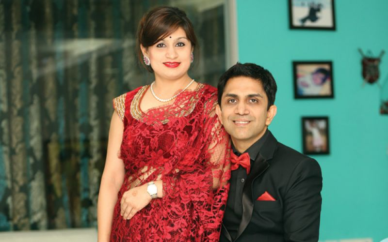 Manish & Rekha Malpani