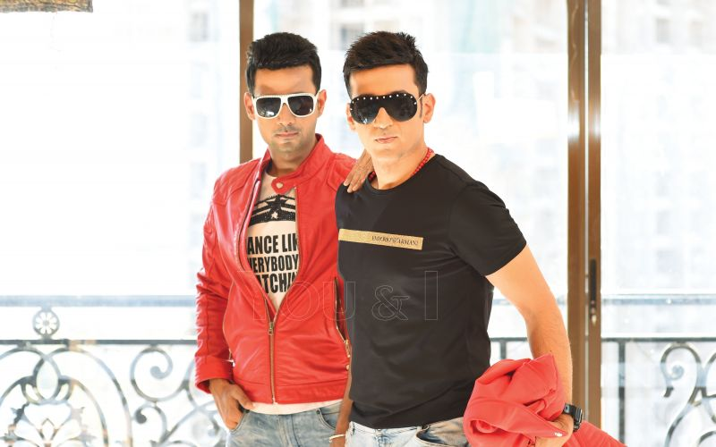 Manmeet Singh and Harmeet Singh final
