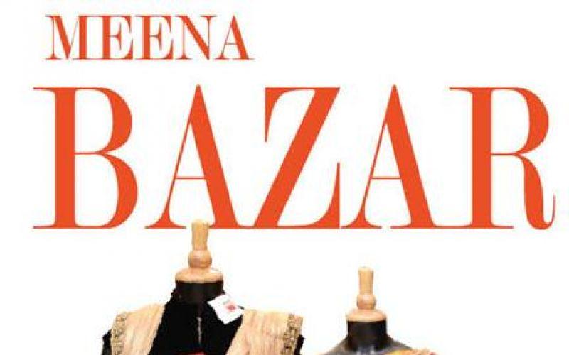 Meena Bazar, contemporary shopping store in Hyderabad