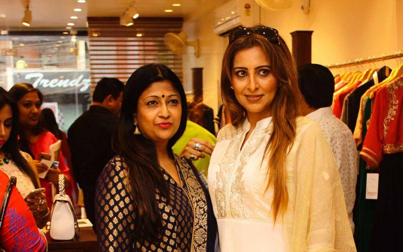 Designer Meerra Guptaa's flagship store opens up in Delhi
