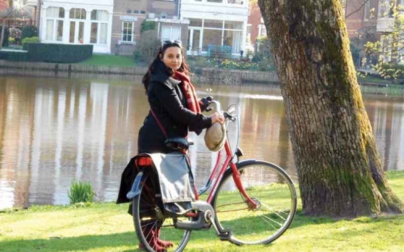 Meeta Pandit's Visit to Amsterdam