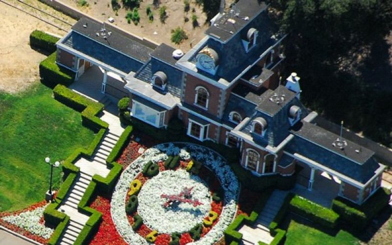 Michael Jackson's Neverland Ranch Goes Up for Sale