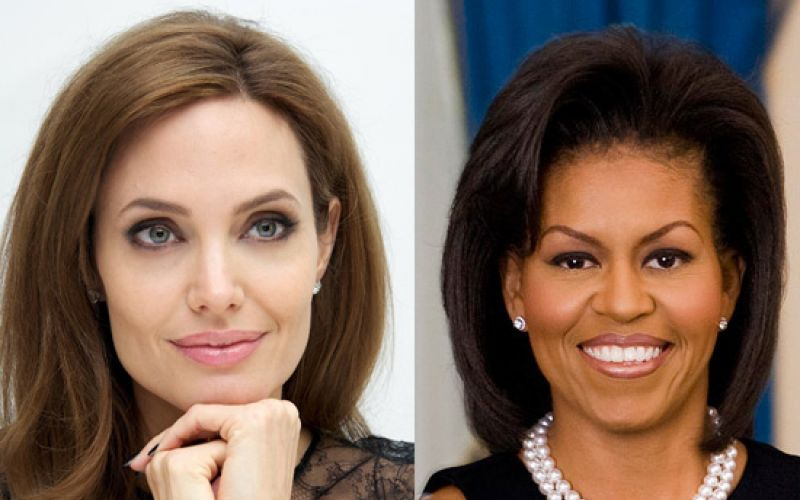 Try Michelle Obama and Angelina Jolie's tricks to reduce holiday stress