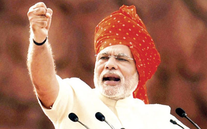Modi Among Most Influential on Internet