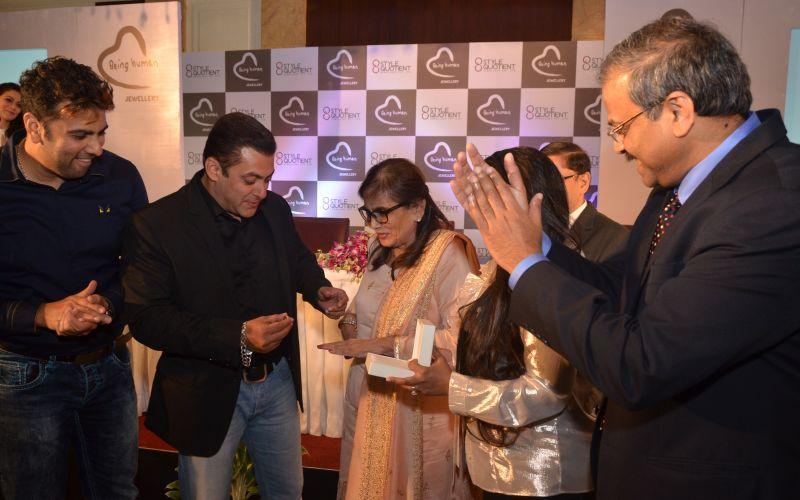 Salman Khan all set to venture into jewellery segment