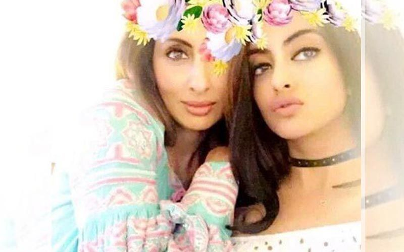 The Bachchan women take to Snapchat
