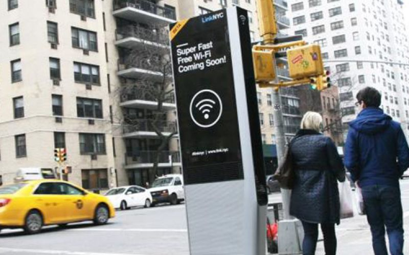 New York Payphones To Become Wi-Fi Hot Spots
