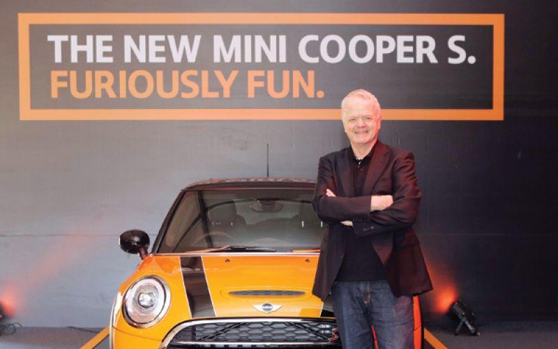 New mini cooper s launches