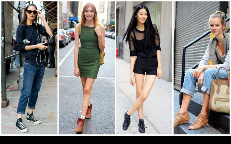 Ladies Non-Black Ankle Boots