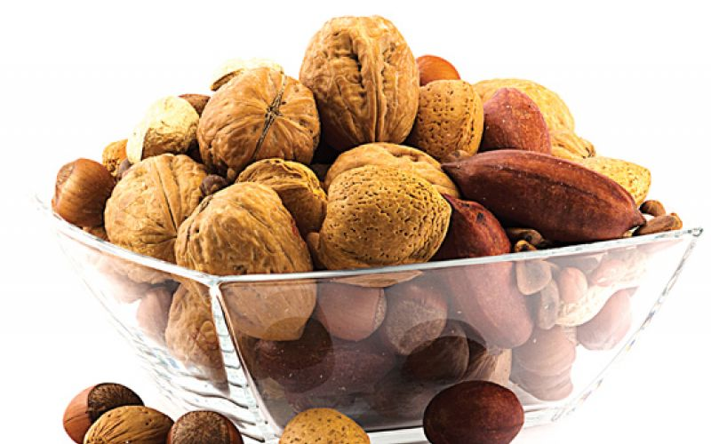 Nuts are small parcels of good health