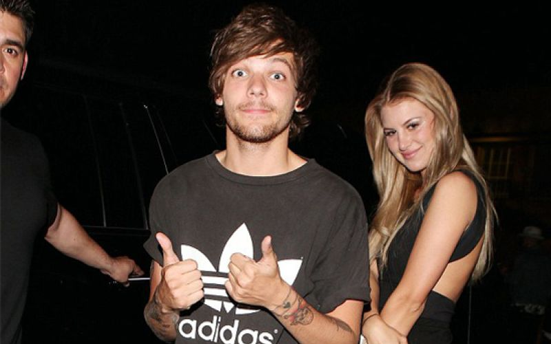 One Direction's Louis Tomlinson Is Going to Be a Dad
