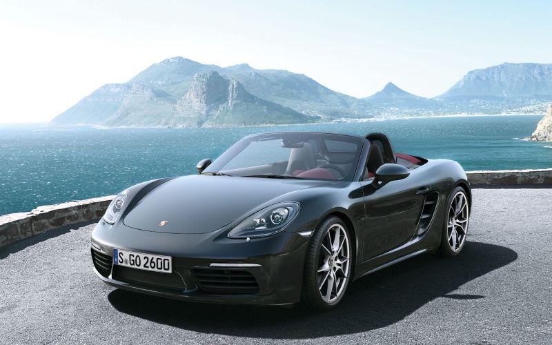 Porsche Strikes Back!