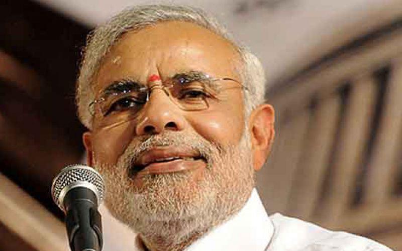 PM Modi Gets Hashtag IncredibleIndia Trending