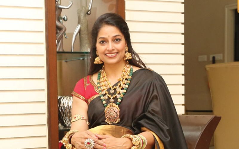 Padma Somireddy, interior designer