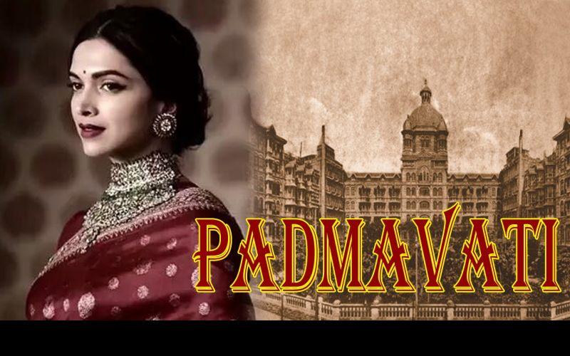 Deepika Padukone is preparing for her role in 'Padmavati'