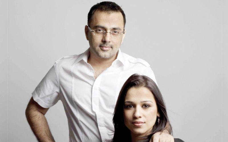 Pankaj & Nidhi Ahuja