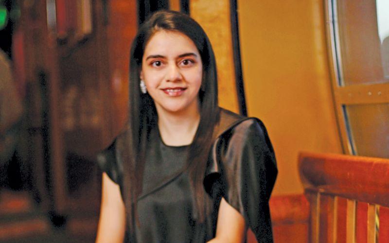 Radhika Jain   talks with  You & I