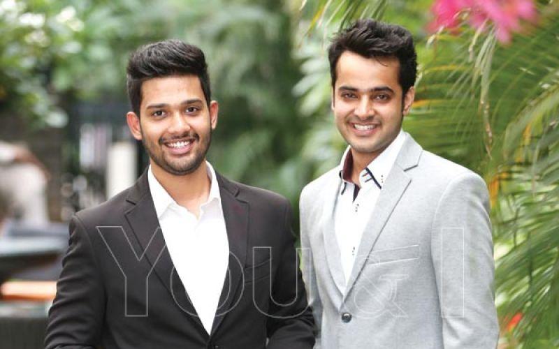 Prateek Nair and Rishav Chhabra are partners in Funky Town