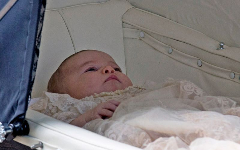 Princess Charlotte's Godparents Announced