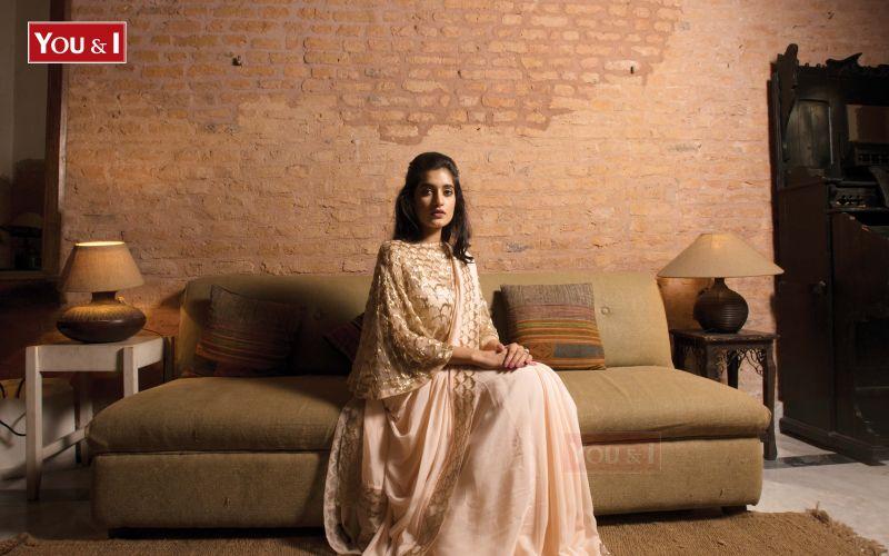 Bohemian Royalty - Princess Mrinalika M. Bhanjdeo of Mayurbhanj