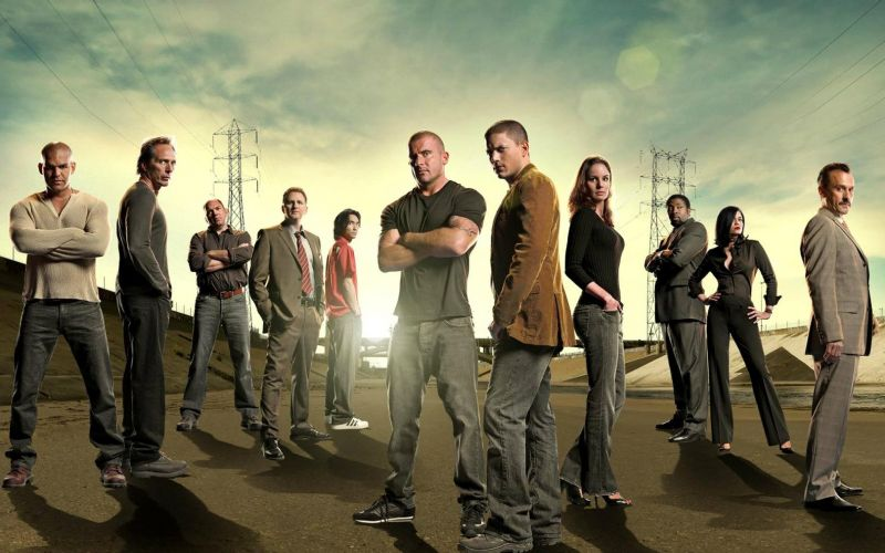 """""""Prison Break"""" Is Officially Returning to Fox"""